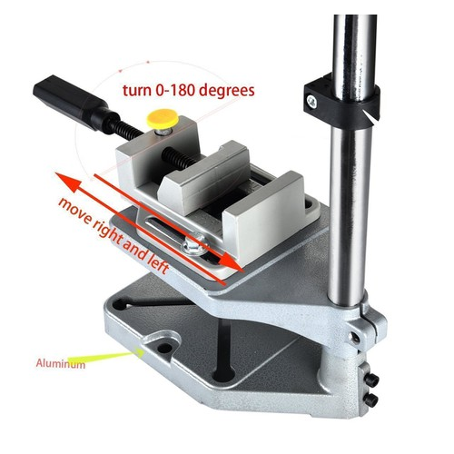 Chân đế máy khoan bàn 2 tầng dùng cho máy khoan cầm tay AM-6102B - 5812935 , 9853226 , 15_9853226 , 450000 , Chan-de-may-khoan-ban-2-tang-dung-cho-may-khoan-cam-tay-AM-6102B-15_9853226 , sendo.vn , Chân đế máy khoan bàn 2 tầng dùng cho máy khoan cầm tay AM-6102B