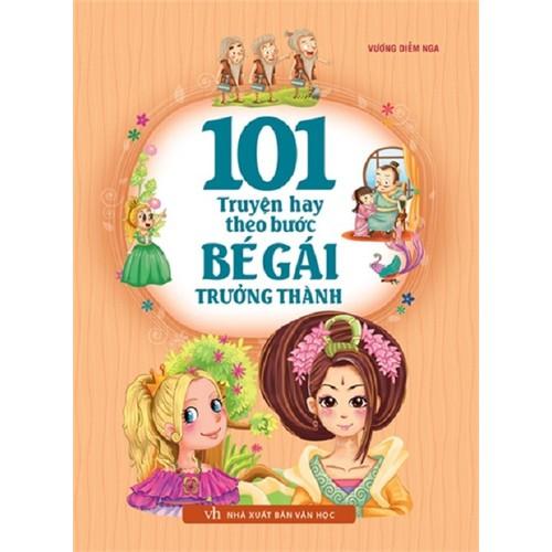 101 truyện hay theo bước bé gái trưởng thành