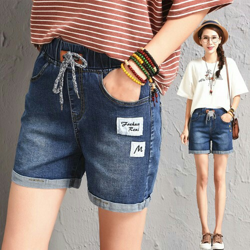 Quần short nữ jeans QS0116