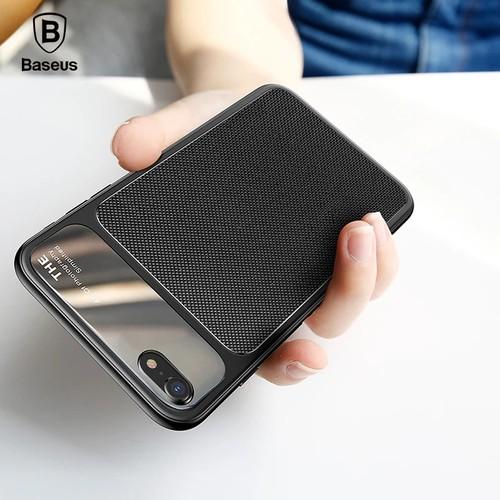 Ốp lưng Iphone 7 plus 8 plus silicone chống trơn Baseus Knight