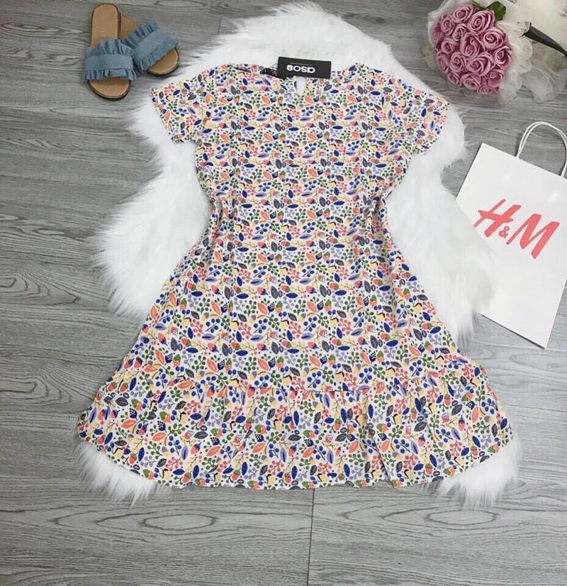 Váy lanh đuôi cá 10