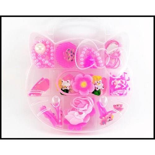 Bộ phụ kiện, thun buộc tóc Hello Kitty cho bé gái - 5813847 , 9854368 , 15_9854368 , 39000 , Bo-phu-kien-thun-buoc-toc-Hello-Kitty-cho-be-gai-15_9854368 , sendo.vn , Bộ phụ kiện, thun buộc tóc Hello Kitty cho bé gái