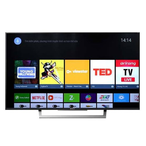Tivi Smart 4K UHD LED Sony 65 Inch  KD-65X7000E model 2017