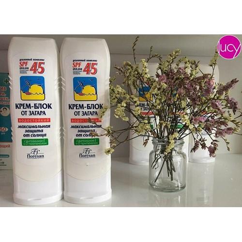 Kem chống nắng Floresan SPF45 của NGA ạ