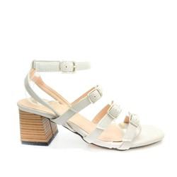 Giày sandal cao gót VC03 - Bảo hành keo 1 năm.