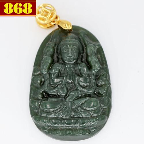 Mặt Phật Thiên Thủ Thiên Nhãn đá cẩm thạch 3.8cm - 5026765 , 9889589 , 15_9889589 , 240000 , Mat-Phat-Thien-Thu-Thien-Nhan-da-cam-thach-3.8cm-15_9889589 , sendo.vn , Mặt Phật Thiên Thủ Thiên Nhãn đá cẩm thạch 3.8cm