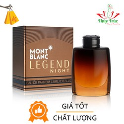 Nước hoa nam MONT BLANC Legend Night EDP 4.5ml