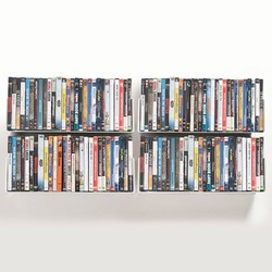Kệ đĩa CD Smlife chữ  U45 - Set 4