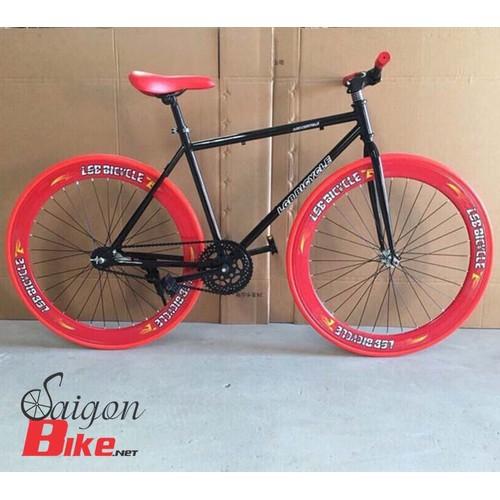 Xe đạp Fixed Gear Single Speed LGB vành 6 cm đỏ - 5829842 , 9872471 , 15_9872471 , 1760000 , Xe-dap-Fixed-Gear-Single-Speed-LGB-vanh-6-cm-do-15_9872471 , sendo.vn , Xe đạp Fixed Gear Single Speed LGB vành 6 cm đỏ