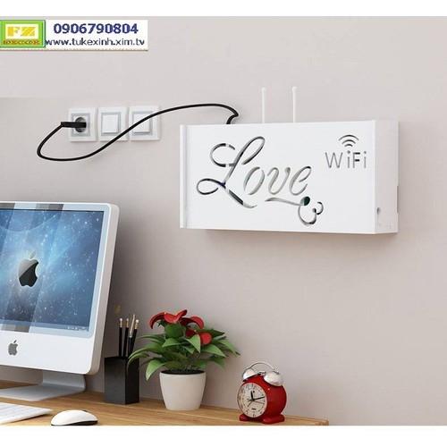Kệ Wifi chữ LOVE - 5839196 , 9884097 , 15_9884097 , 195000 , Ke-Wifi-chu-LOVE-15_9884097 , sendo.vn , Kệ Wifi chữ LOVE
