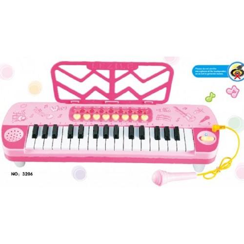 Đàn Piano có mic cho bé 3206 - 5830610 , 9873209 , 15_9873209 , 219000 , Dan-Piano-co-mic-cho-be-3206-15_9873209 , sendo.vn , Đàn Piano có mic cho bé 3206