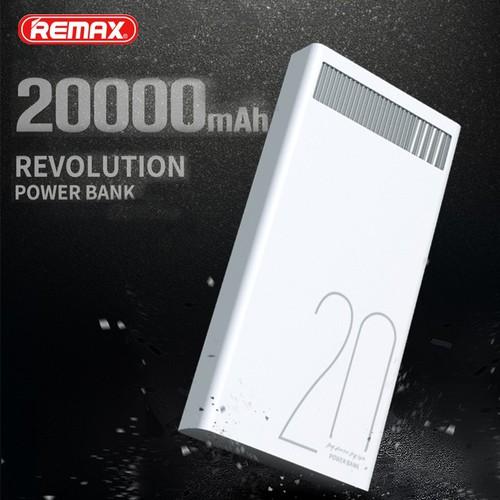 Pin Dự Phòng 20000mah Remax RPL-58