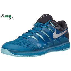 Giày tennis Nam Nike Air Zoom Vapor X Blue Green