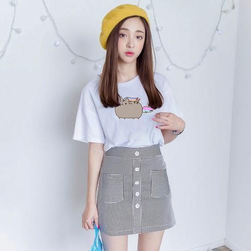 Áo thun nữ phong cách Hàn Quốc kiểu đơn giản AOT0847 Thời trang Fantom - 5026239 , 9869274 , 15_9869274 , 70000 , Ao-thun-nu-phong-cach-Han-Quoc-kieu-don-gian-AOT0847-Thoi-trang-Fantom-15_9869274 , sendo.vn , Áo thun nữ phong cách Hàn Quốc kiểu đơn giản AOT0847 Thời trang Fantom