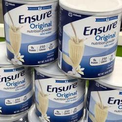 SỮA ENSURE ORIGINAL NUTRITION POWDER HƯƠNG VANILLA 397G