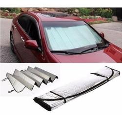 Tấm che chống nắng phản quang cho kính trước ôtô