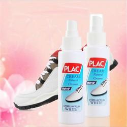Chai xịt tẩy trắng giày dép túi xách Plac