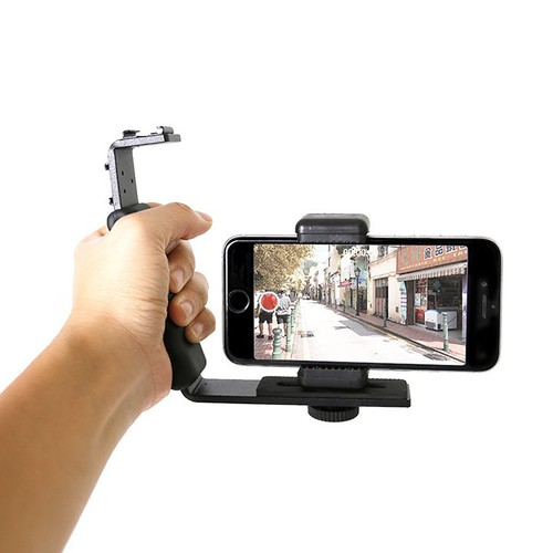 Tay cầm L-Shape quay video cho máy ảnh và điện thoại - 5835332 , 9879423 , 15_9879423 , 160000 , Tay-cam-L-Shape-quay-video-cho-may-anh-va-dien-thoai-15_9879423 , sendo.vn , Tay cầm L-Shape quay video cho máy ảnh và điện thoại