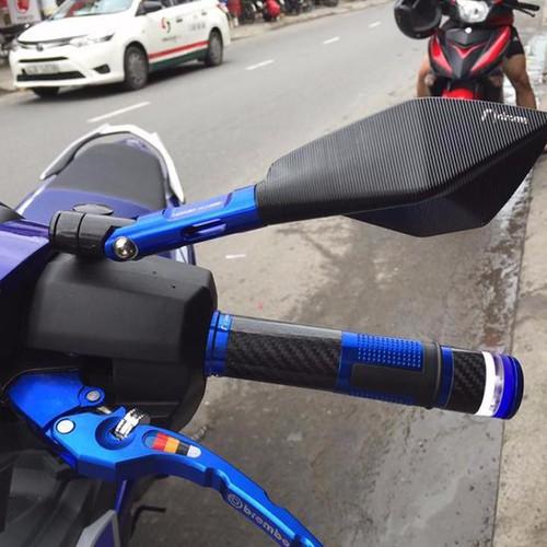 Cặp gương 5 cạnh RIZOMA 5 cạnh xe máy xanh - 5863644 , 9906665 , 15_9906665 , 219999 , Cap-guong-5-canh-RIZOMA-5-canh-xe-may-xanh-15_9906665 , sendo.vn , Cặp gương 5 cạnh RIZOMA 5 cạnh xe máy xanh