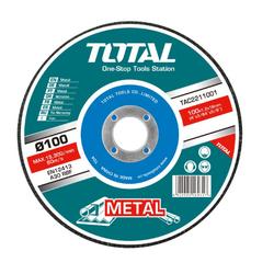 125MM BỘ 5 ĐĨA CẮT KIM LOẠI TOTAL TAC2211254SA