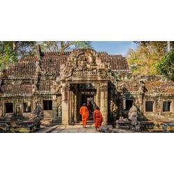 Tour Cambodia  Siem Reap  Angkor Wat  Phnom Penh 4N3Đ