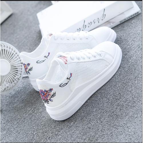 Giày trắng nữ mùa hè 2018, giày thể thao, giày lưới trắng - 5858330 , 9899298 , 15_9899298 , 450000 , Giay-trang-nu-mua-he-2018-giay-the-thao-giay-luoi-trang-15_9899298 , sendo.vn , Giày trắng nữ mùa hè 2018, giày thể thao, giày lưới trắng