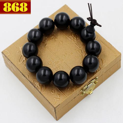 Vòng chuỗi đeo tay gỗ mun 20 ly - 5026914 , 9894456 , 15_9894456 , 200000 , Vong-chuoi-deo-tay-go-mun-20-ly-15_9894456 , sendo.vn , Vòng chuỗi đeo tay gỗ mun 20 ly