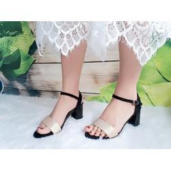 Giày cao gót dạo phố xinh xắn