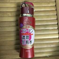 Nước hoa hồng Collagen Kose Grace One Nhật dành U50