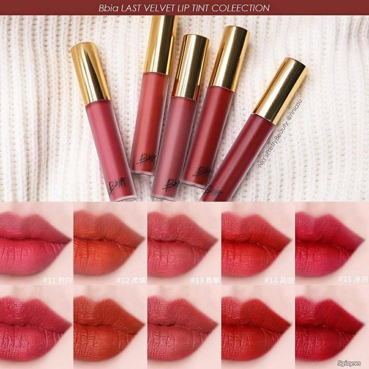 Son Kem Bbia Last Velvet Lip Tint Version 3 9917025 Giảm 37