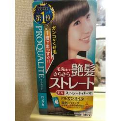 Thuốc duỗi tóc Proqualite Nhật dành cho tóc dài