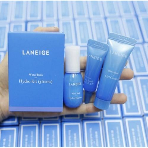 Bộ Kit Dưỡng ẩm LaneigDưỡng ẩm Laneige Water Bank Hydro 3 sản phẩm - 5869193 , 9915449 , 15_9915449 , 78000 , Bo-Kit-Duong-am-LaneigDuong-am-Laneige-Water-Bank-Hydro-3-san-pham-15_9915449 , sendo.vn , Bộ Kit Dưỡng ẩm LaneigDưỡng ẩm Laneige Water Bank Hydro 3 sản phẩm