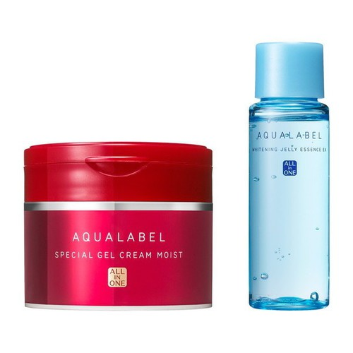 Kem dưỡng da Aqualabel Special Gel Cream Moist 5 in 1 - 90g