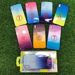 Ốp lưng iphone X dẻo màu kiểu Giọt nước hiệu J-case chính hãng