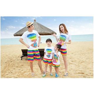 đồ đi biển gia đình 4 người - setgiadinhngang7 thumbnail