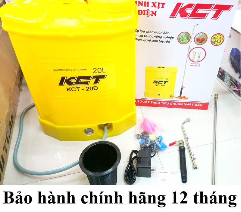 Bình phun thuốc, tưới cây KCT 20 4