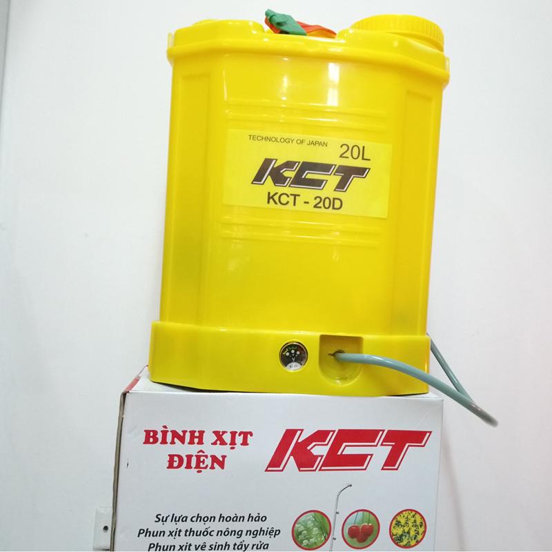 Bình phun thuốc, tưới cây KCT 20 2