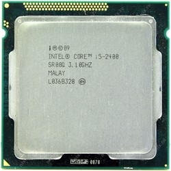 CPU Core i5 2400 Socket 1155 thế hệ 2 tặng  kèm  fan  zin