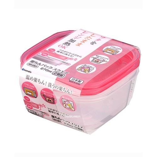 Bộ 3 hộp nhựa đựng đồ ăn dặm cho bé 90ml hàng nhập khẩu Nhật Bản - 5027444 , 9913516 , 15_9913516 , 40000 , Bo-3-hop-nhua-dung-do-an-dam-cho-be-90ml-hang-nhap-khau-Nhat-Ban-15_9913516 , sendo.vn , Bộ 3 hộp nhựa đựng đồ ăn dặm cho bé 90ml hàng nhập khẩu Nhật Bản
