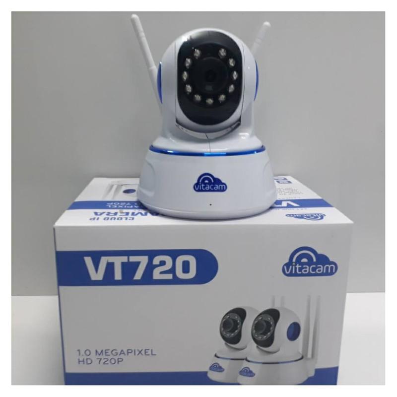 Vitacam VT720 Camera IP Wifi Vitacam 1.0Mpx HD 720P 3