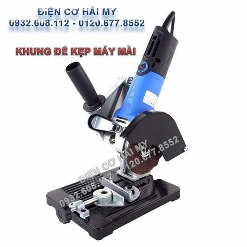 Khung Đế Kẹp Máy Mài Cằm Tay Thành Máy Cắt Bàn Mini TZ6103 - 4444857 , 9909713 , 15_9909713 , 500000 , Khung-De-Kep-May-Mai-Cam-Tay-Thanh-May-Cat-Ban-Mini-TZ6103-15_9909713 , sendo.vn , Khung Đế Kẹp Máy Mài Cằm Tay Thành Máy Cắt Bàn Mini TZ6103