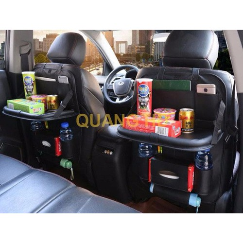 Túi chứa đồ lưng ghế xe ô tô kiêm khay đựng thức ăn bằng Da PU cao cấp - 5878248 , 9929353 , 15_9929353 , 289000 , Tui-chua-do-lung-ghe-xe-o-to-kiem-khay-dung-thuc-an-bang-Da-PU-cao-cap-15_9929353 , sendo.vn , Túi chứa đồ lưng ghế xe ô tô kiêm khay đựng thức ăn bằng Da PU cao cấp