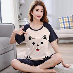 đồ mặc ở nhà thun cotton QUẢNG CHÂU TS3048