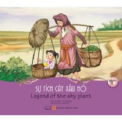 Truyện song ngữ Cổ tích Việt Nam - Sự tích cây xấu hổ
