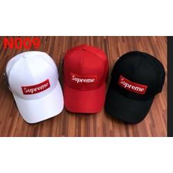 TiiT Shop - Nón kết logo đỏ Cực Đẹp freesize DT2707N009