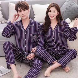 Đồ bộ mặc nhà chất liệu mềm mại thoải máy sang chảnh-207