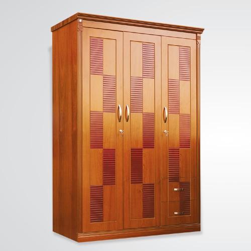 Tủ quần áo Veneer Hưng Phát N160cm - màu Xoan đào