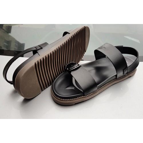 Dép sandal nam da bò cao cấp - 5966888 , 10058494 , 15_10058494 , 299000 , Dep-sandal-nam-da-bo-cao-cap-15_10058494 , sendo.vn , Dép sandal nam da bò cao cấp