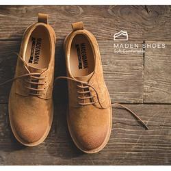Giày da lộn cao cấp - Madden