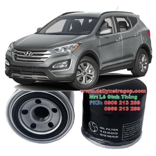 Lọc nhớt xe Hyundai Santa fe -10300